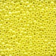 Mill Hill Glass Seed Beads 00128 Yellow doos