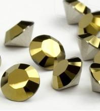 Swarovski 1028 Crystal Dorado 2mm pp14 10 Pc.