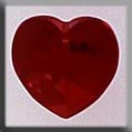 Mill Hill Crystal Treasures - Medium Heart 13046