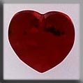 Mill Hill Crystal Treasures - Large Heart 13048