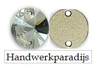 Swarovski 3200 Crystal Sew-On Stone 14mm 1 Pc.