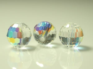 Swarovski 5003 Crystal AB 6mm 1 Pc.
