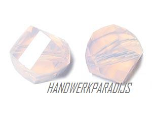 Swarovski 5020 Rose Water Opal 8mm 1 Pc.
