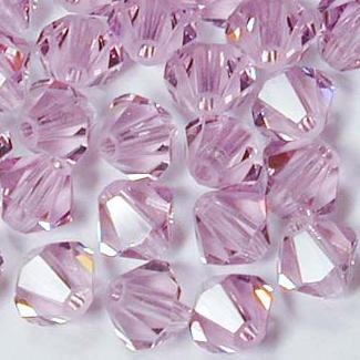 Swarovski 5301 Light Amethyst 6mm Per Stuk