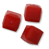 Swarovski 5601 Dark Red Coral 4mm 1 Pc.