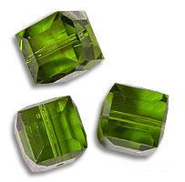 Swarovski 5601 Olivine 4mm 1 Pc. LIMITED