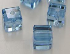 Swarovski 5601 Aquamarine 4mm 1 Pc.