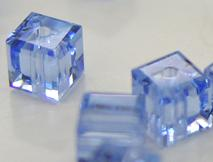 Swarovski 5601 Light Sapphire 4mm 1 Pc.