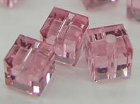 Swarovski 5601 Light Rose 4mm 1 Pc.