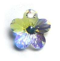 Swarovski 6744 Crystal AB 14mm 1 Pc.