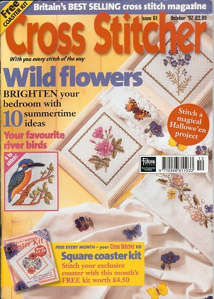 Cross Stitcher 1998 Oktober