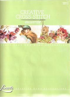 Lanarte Creative Cross-Stitch Cataloque 21 2006
