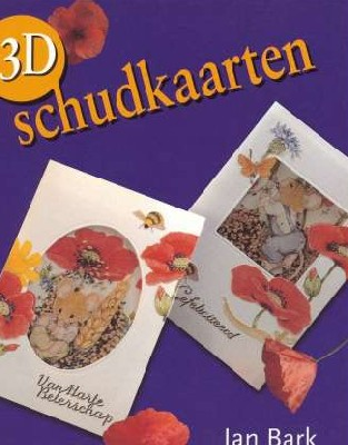 3D Schudkaarten Jan Bark