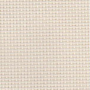 Coupon Zweigart Aida 14 Count Ecru  43 x 23.5cm