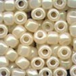 Mill Hill Glass Seed Pebble Bead 05147 Oriental Pearl