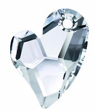 Swarovski 6261 Heart Devoted 2 U